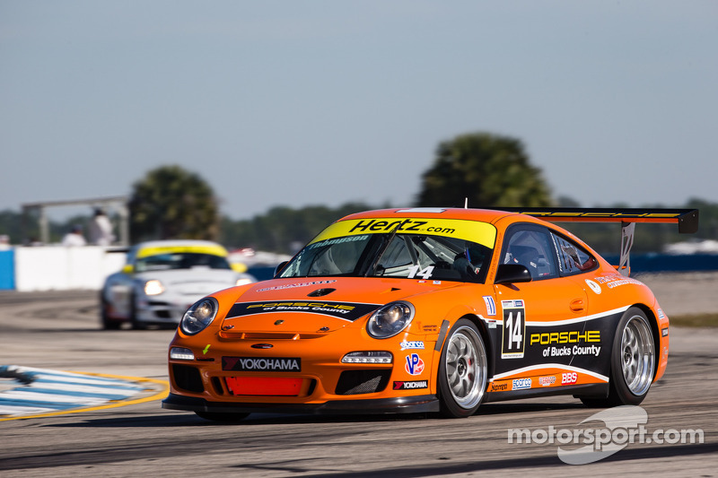 Porsche-minded Thompson looks to 2014