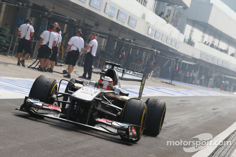 Sauber has paid electricity bill - Kaltenborn