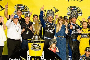 NASCAR Sprint Cup Analysis Narrow focus, humility will guide Johnson's quest For 7th championship