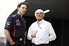 Ecclestone names Horner as 'ideal' successor