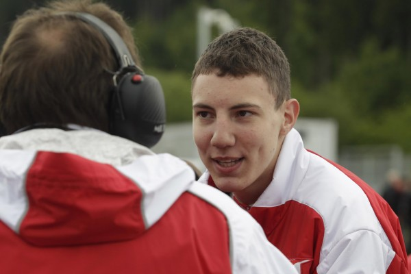 Marciello sets new record at Motorland Aragon