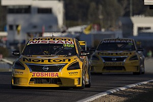 Supercars Race report Nissan Motorsport ends Phillip Island V8 event on a high