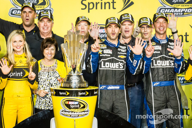 Johnson given 3-to-1 odds for 2014 title