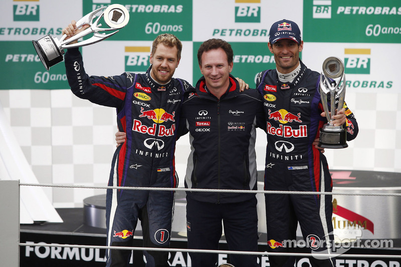 Webber deletes criticism of Red Bull colleagues