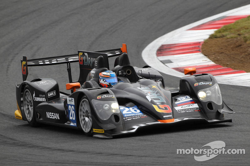 The ORECA 03 LM P2 and G-Drive Racing win the 6 Hours of Bahrain