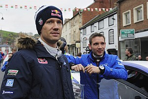 """Motorsport Oscar"" for Sébastien Ogier"