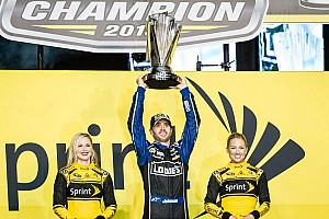 NASCAR Sprint Cup Preview NASCAR speeds into Las Vegas for Champion's Week