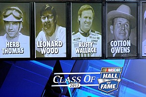 NASCAR Breaking news NASCAR announces modifications to Hall of Fame eligibility and selection process