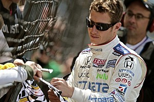 IndyCar Breaking news Ryan Briscoe back to Ganassi Racing