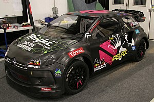 Petter Solberg launches an all-Norwegian rallycross 'dream team'