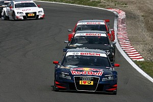 Audi with three DTM Champions in 2014