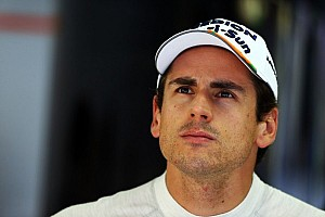 Sauber's Adrian Sutil: Up Close and Personal - video