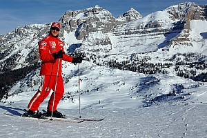 Formula 1 Breaking news Schumacher fighting for life after skiing fall