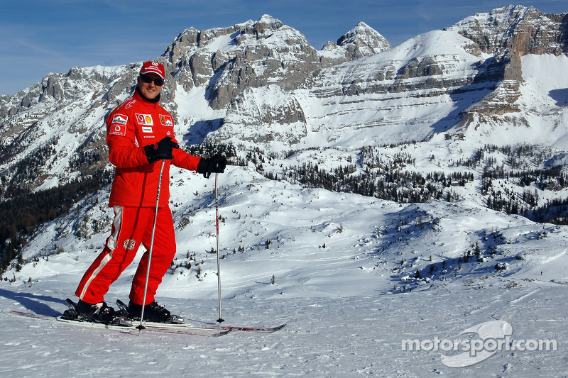Schumacher fighting for life after skiing fall
