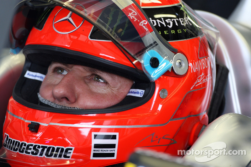 Schumacher updates only if something changes - manager