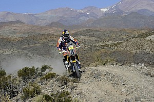 Dakar Stage report Coma and Roma fly the flag for Catalonia