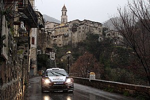 WRC Breaking news M-Sport build momentum for Monte-Carlo