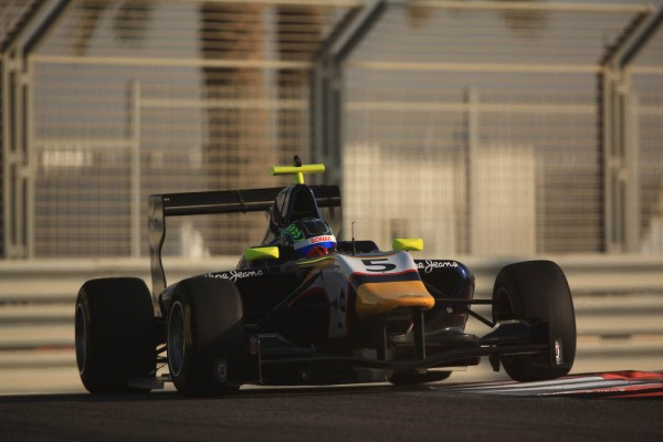 Arden confirms Niederhauser and Visoiu for 2014 GP3 season