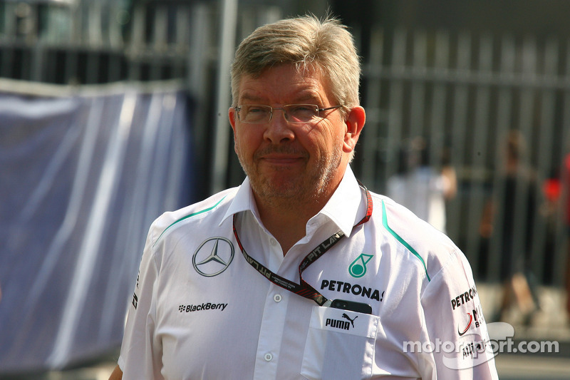 McLaren not commenting on Brawn rumours
