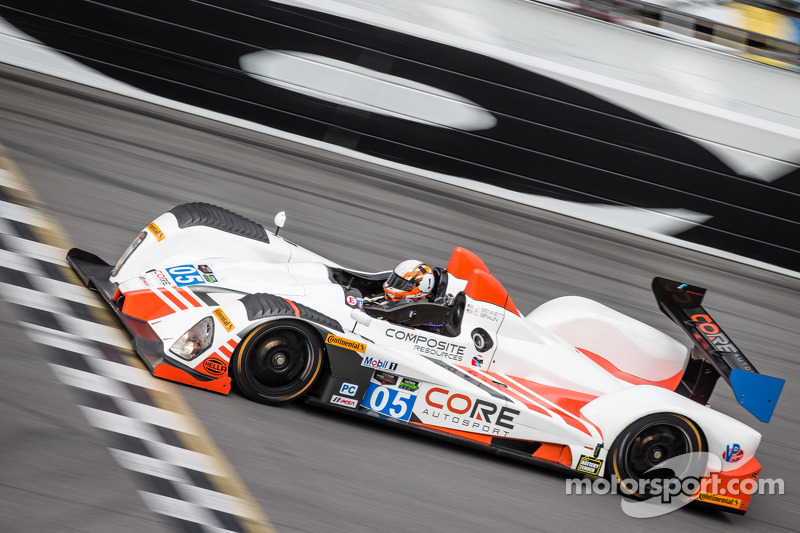 CORE autosport ready for the Rolex 24 at Daytona