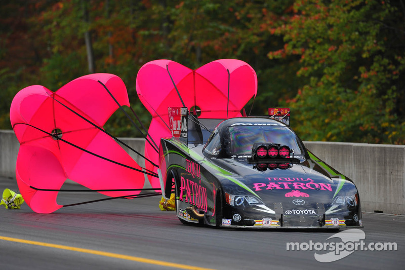 ESPN and ESPN2 partner with NHRA
