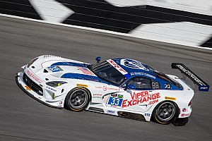IMSA Practice report No. 33 Viper GT3-R stays on pace in Friday's final practice for The Rolex 24
