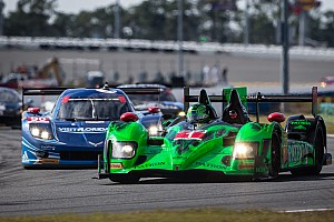 Sharp and Pagenaud triple stint through Hour 12 of Rolex 24