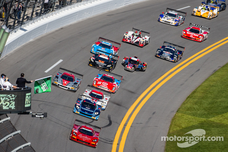 The Rolex 24 presented by NASCAR