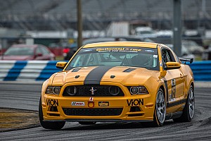 CTSCC: Multimatic Mustangs back with a strong performance at Daytona