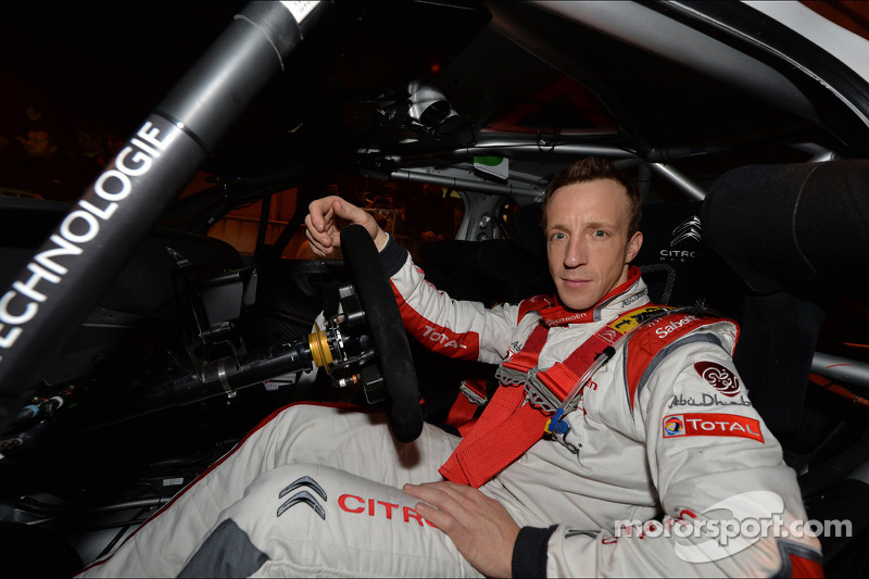 Home advantage for Mads Østberg and Jonas Andersson at Rally Sweden