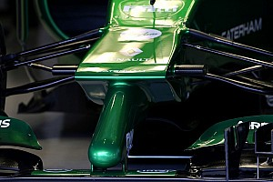 Formula 1 Breaking news FIA delays nose dispute until 2015
