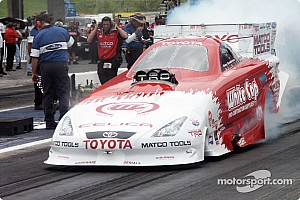 NHRA Breaking news Toyota Motor Sales named official car of NHRA