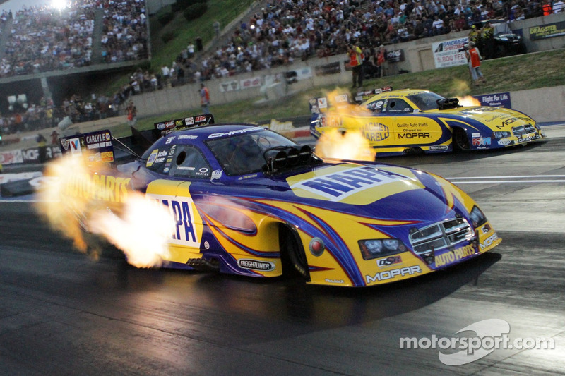 Capps wants to celebrate with golden trophy at Pomona