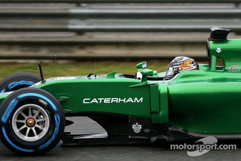 Caterham played safe for Jerez amid Renault crisis