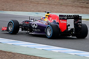Formula 1 Breaking news Infiniti Red Bull Racing to continue partnership with Geox in 2014