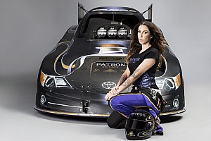 Alexis DeJoria to debut the Patrón XO Cafe Hot Rod in Pomona