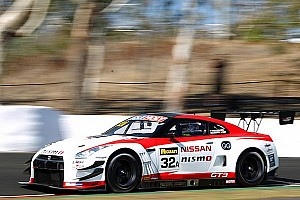 Endurance Race report Nissan GTR destroyed at Mount Panorama