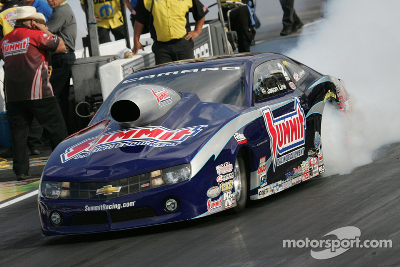 Line wins season-opener in Pomona for Team Summit and Anderson