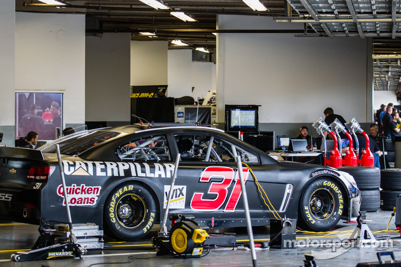 Richard Childress Racing gets set for season kick off