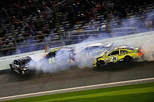 Unfortunate beginning for Kurt Bush at Daytona
