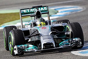 Formula 1 Breaking news Rosberg expects to win 'a lot of races'