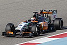 Sahara Force India clocks up 57 laps in Bahrain on test day three