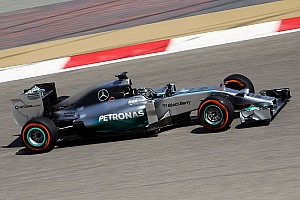 Bahrain test: Performance of P Zero tyres in line with expectations