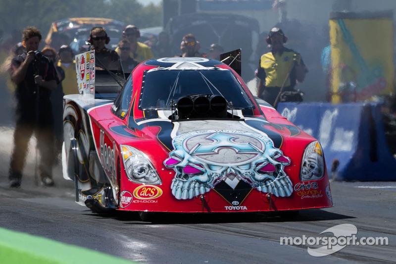 Close call for Head Racing at Phoenix