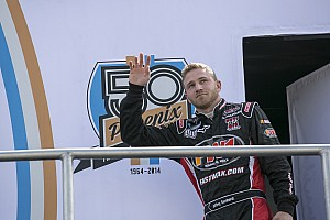 Jeffrey Earnhardt set for race three at Vegas