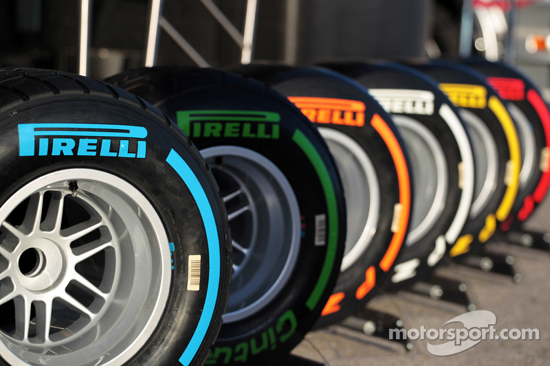 Pirelli and Formula One teams agree 2014 in-season tyre test schedule