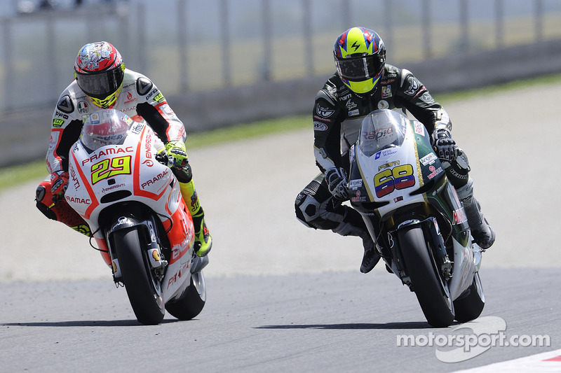 Pramac Racing: Satisfying second day at Sepang