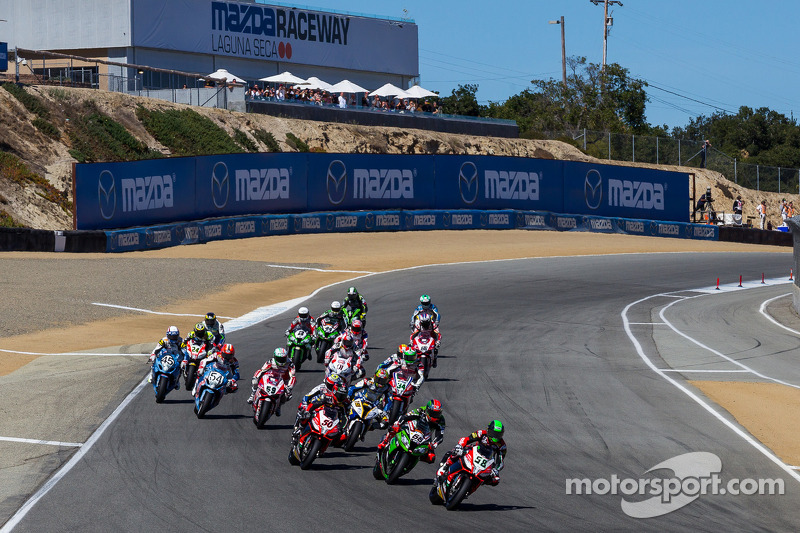 WSBK will return to Laguna Seca
