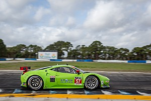 Krohn Racing looking for another podium at Sebring
