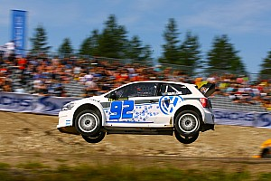 Cooper confirmed as World RX tyre supplier